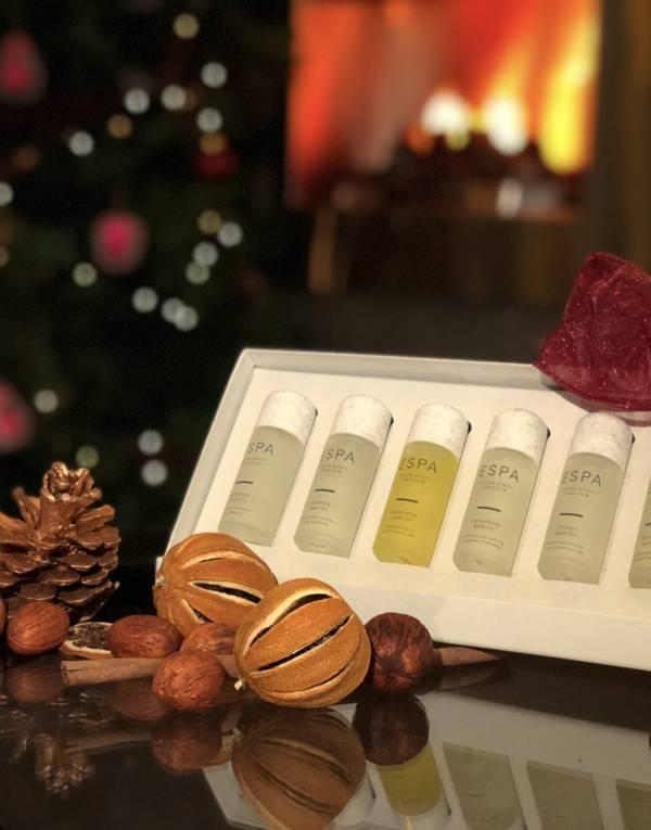 Bath Oil Collection - ESPA Gift Box