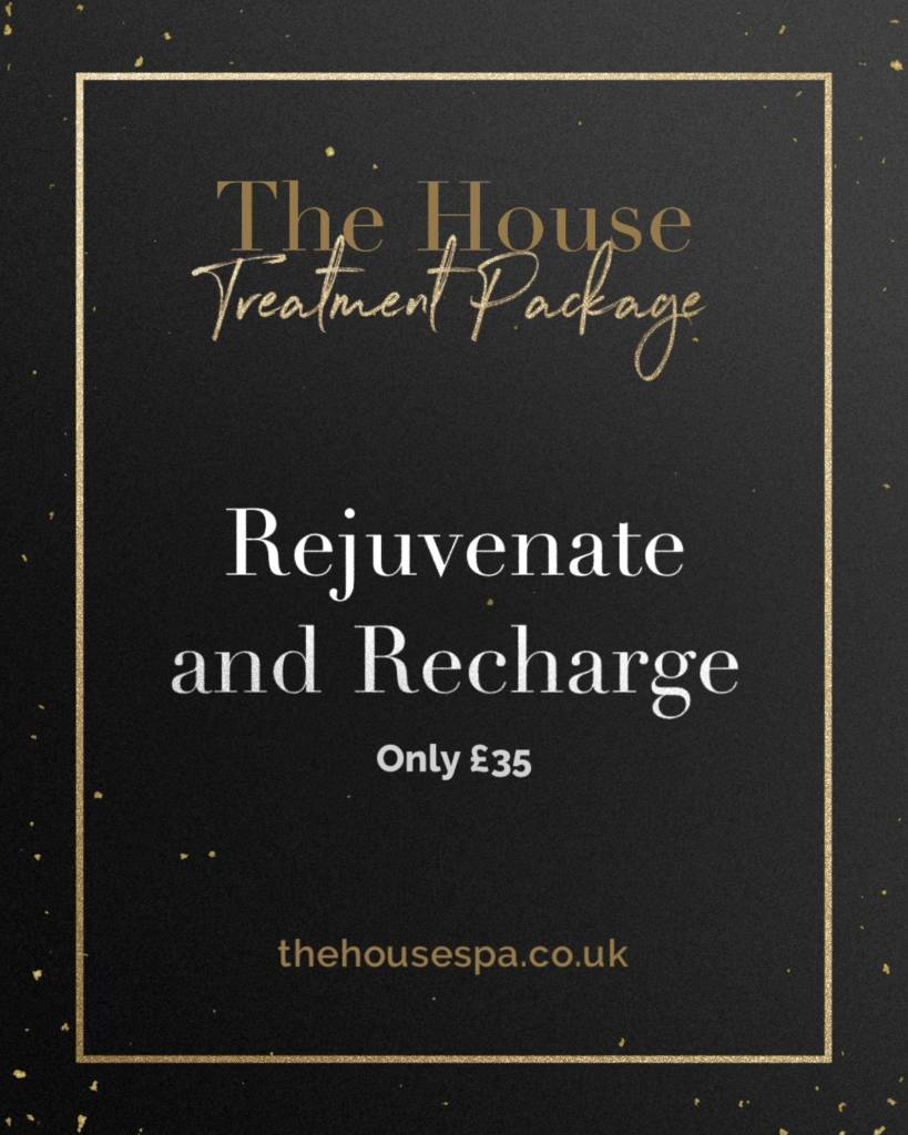 Rejuvenate and Recharge Spa Package