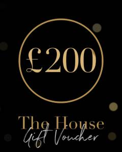£200 Gift Voucher - The House Spa