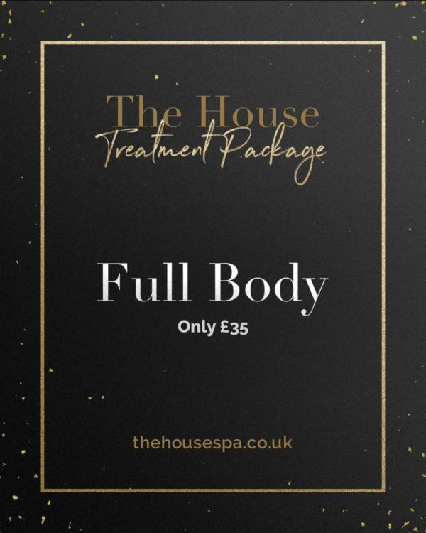 Full Body Spa Package