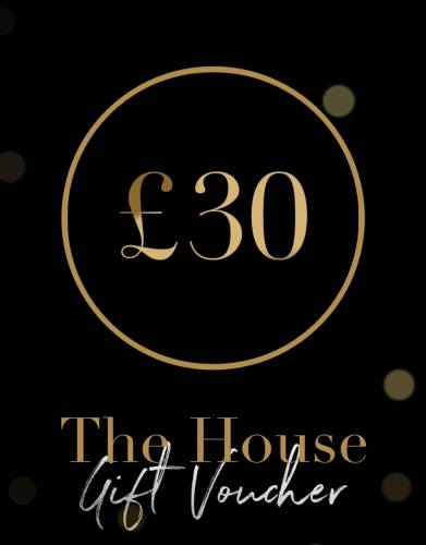 £30 Gift Voucher - The House Spa