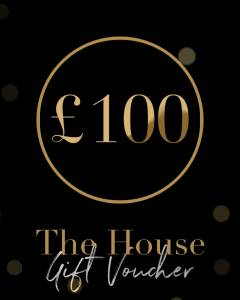 £100 Gift Voucher - The House Spa